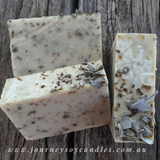 Grounding Resin & White Sage Smudge Soap