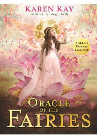 Oracle of the Fairies, Karen Kay - JOURNEY artisan soaps & candles