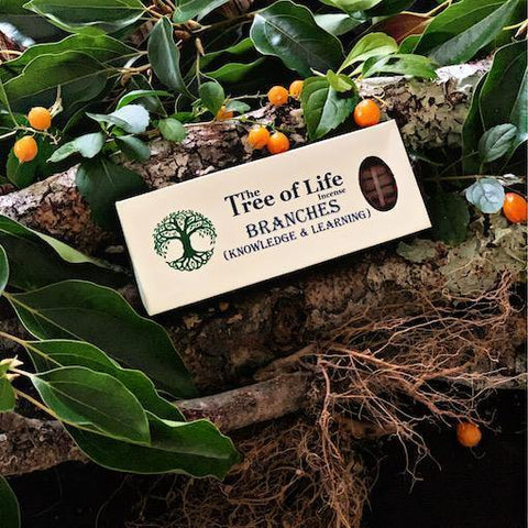 Tibetan Tree of Life Incense - Branches