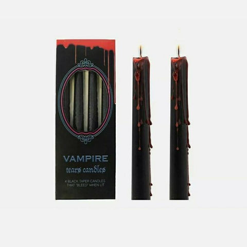 Vampire Tears Taper Candles