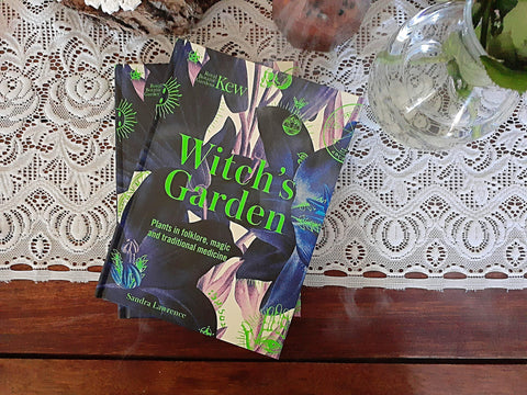 The Witch's Garden - JOURNEY artisan soaps & candles