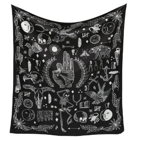 Witchy Tapestry