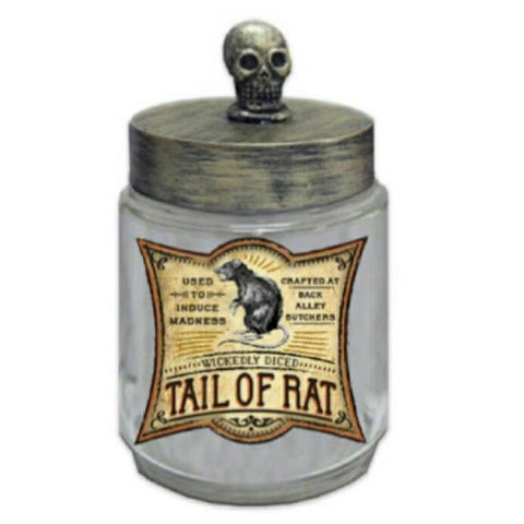 Tail of Rat Apothecary Jar