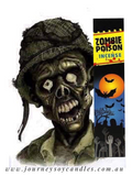 Zombie Poison Incense - JOURNEY artisan soaps & candles