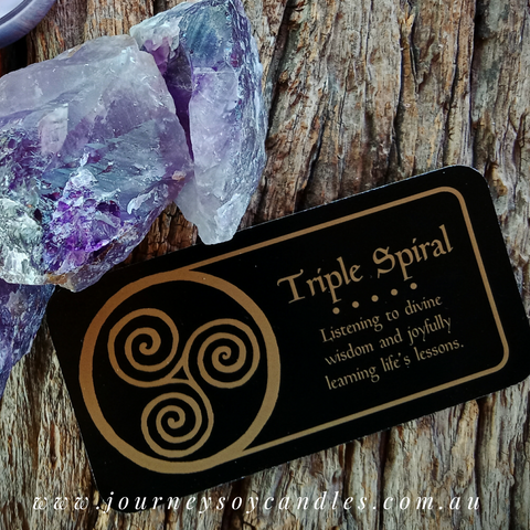 Making Magick - Manifesting your dreams - JOURNEY artisan soaps & candles