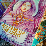 Keepers of the Light Oracle Cards - JOURNEY artisan soaps & candles