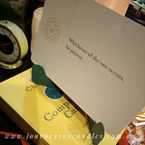 Pema Chodron's Compassion Cards - JOURNEY artisan soaps & candles