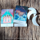 Work your Light Oracle Cards - JOURNEY artisan soaps & candles