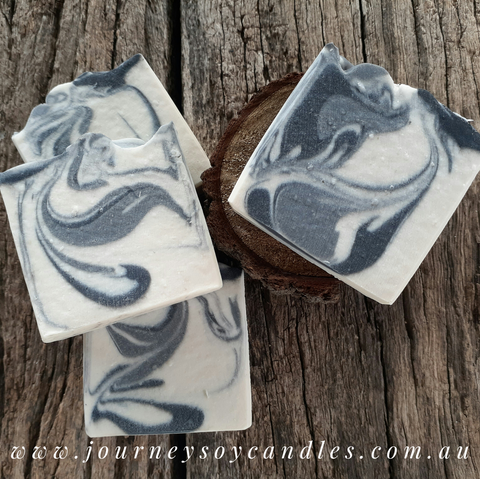 50 Shades Soap Bar - JOURNEY artisan soaps & candles