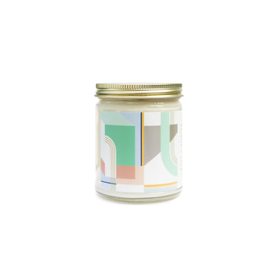 Craft + Foster Candle Coconut • Melon • Vanilla - Natural Soy Wax Candle