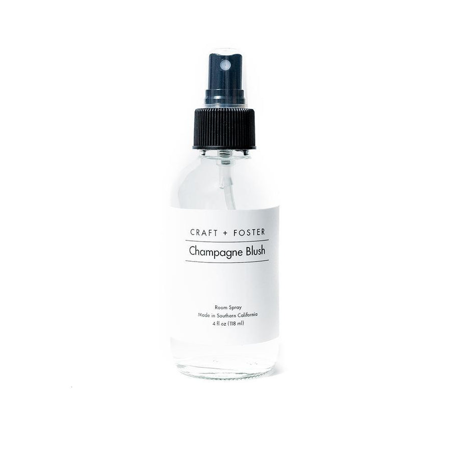 Craft + Foster Room Spray Champagne Blush - Room Spray