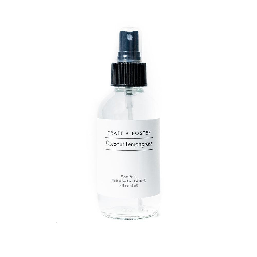 Craft + Foster Room Spray Coconut Lemongrass - Room Spray