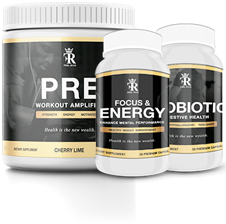 Focus, Probiotic, and Pre Workout