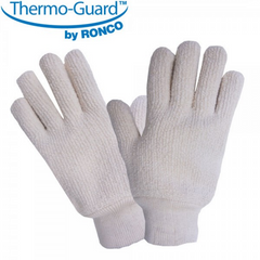 HEAT RESISTANT TERRY CLOTH GLOVE 24 OZ