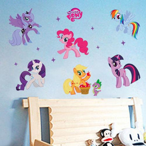 ... My Little Pony Wall Stickers   Get Anime Online ...