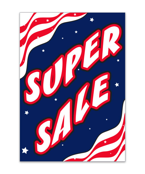 Under Hood Sign - Super Sale