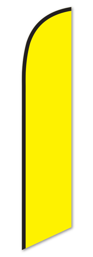Swooper Flag - Yellow