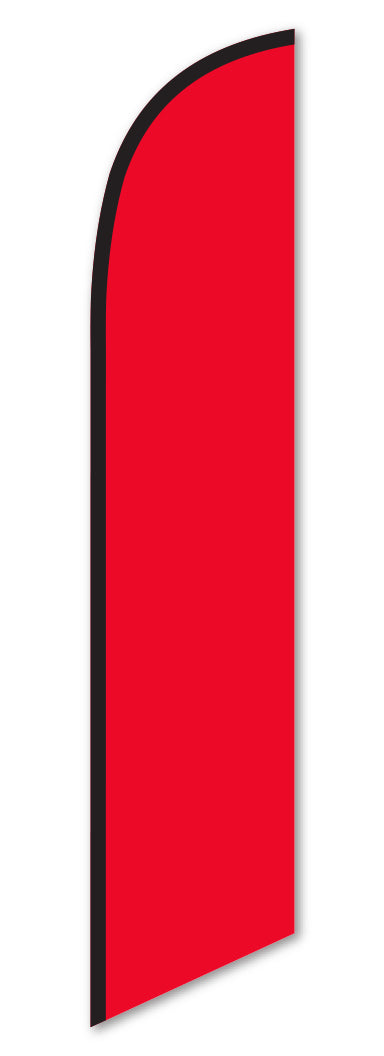 Swooper Flag - Red