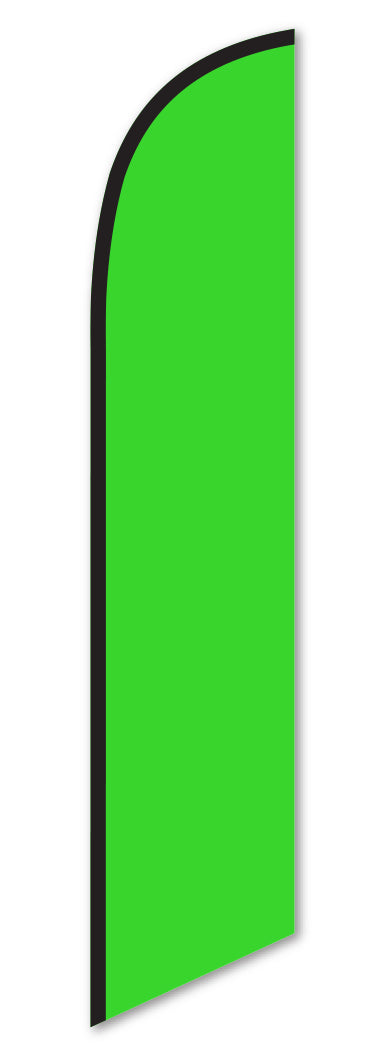 Swooper Flag - Green