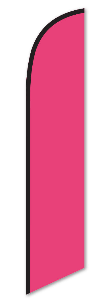 Swooper Flag - Pink