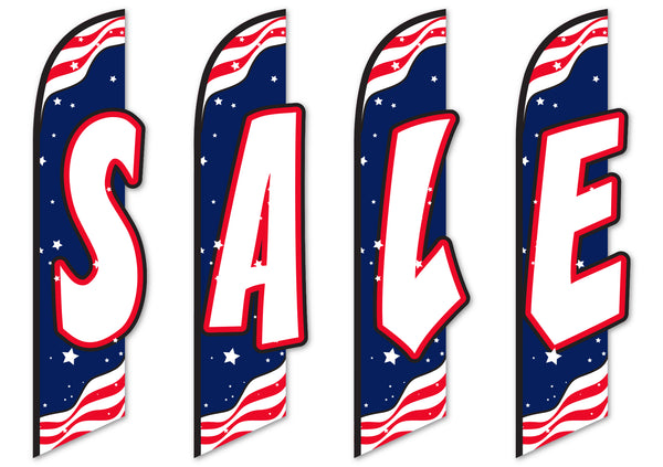 3-D Swooper Flag - SALE kit