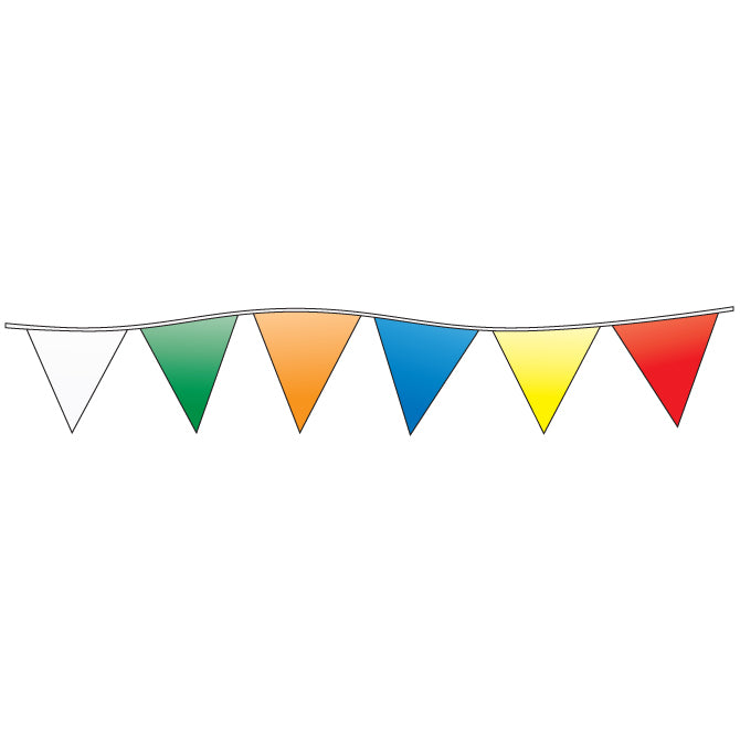 Triangle Pennants - Multicolor