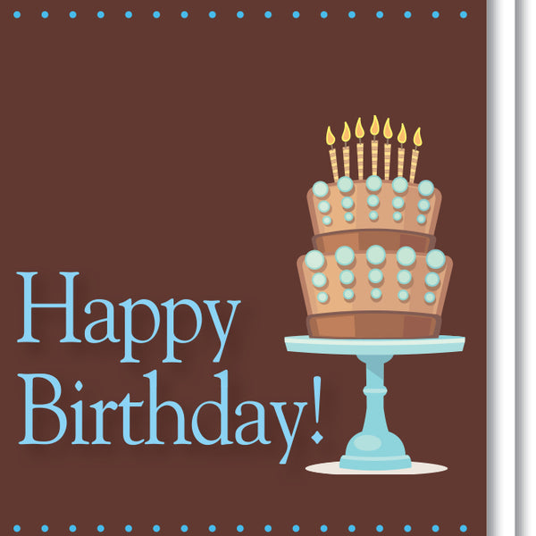 Greeting Cards - Happy Birthday