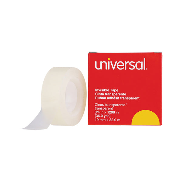 "Invisible Tape - 3/4"" x 1296"" - Qty. 1"