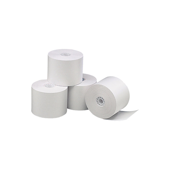 "Paper Rolld - Direct Thermal - 2-1/4"" x 85' - Qty. 3"