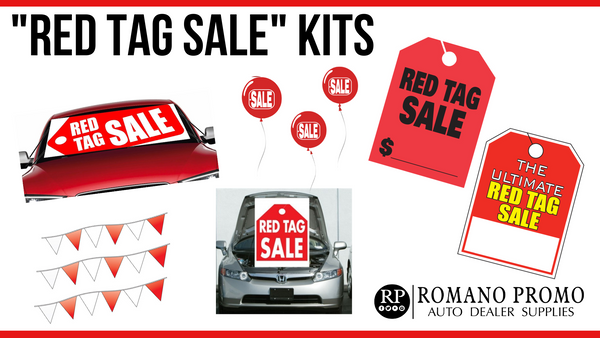 """Red Tag Sale"" Kit"