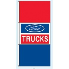 Drape Flags (Stacked Style) - Ford Trucks
