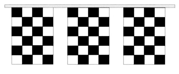 Checkered Pennants - Rectangle
