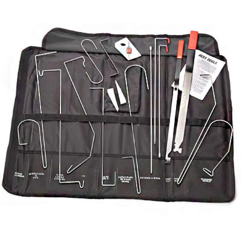 Deluxe Emergency Door Entry Tool Kit