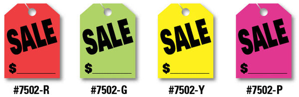 Mirror Hang Tags (Jumbo) - SALE