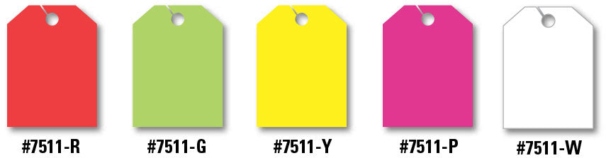 Mirror Hang Tags (Jumbo) - Blank