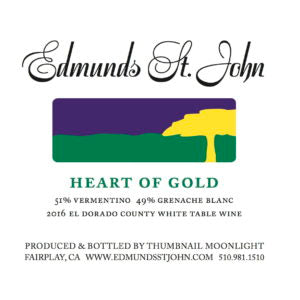 Edmunds St. John's Heart Of Gold (2016)
