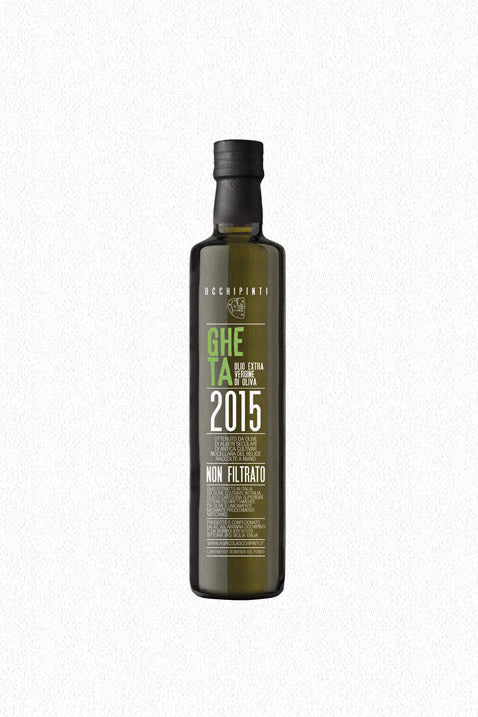 Occhipinti Gheta Olive Oil 2016 500ml