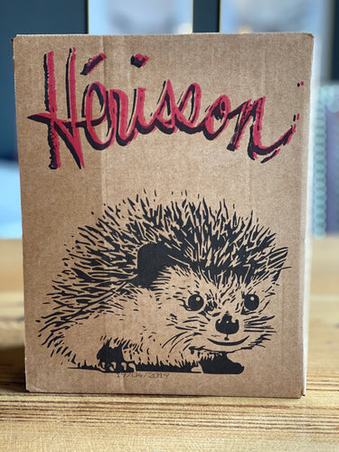 2018 Herisson Rose Box Wine