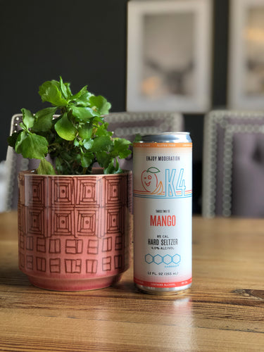 Karben4 K4 Hard Seltzer Mango(12oz can)