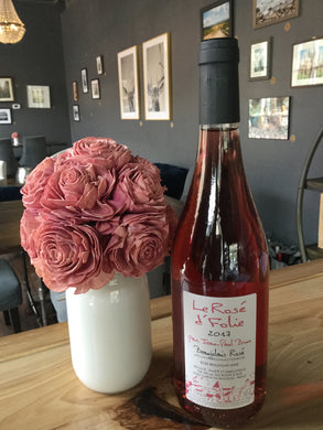 2017 Brun Beaujolais Rose d'Folie