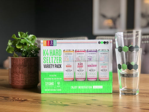 Karben4 K4 Hard Seltzer Variety 12-pack (12oz can)