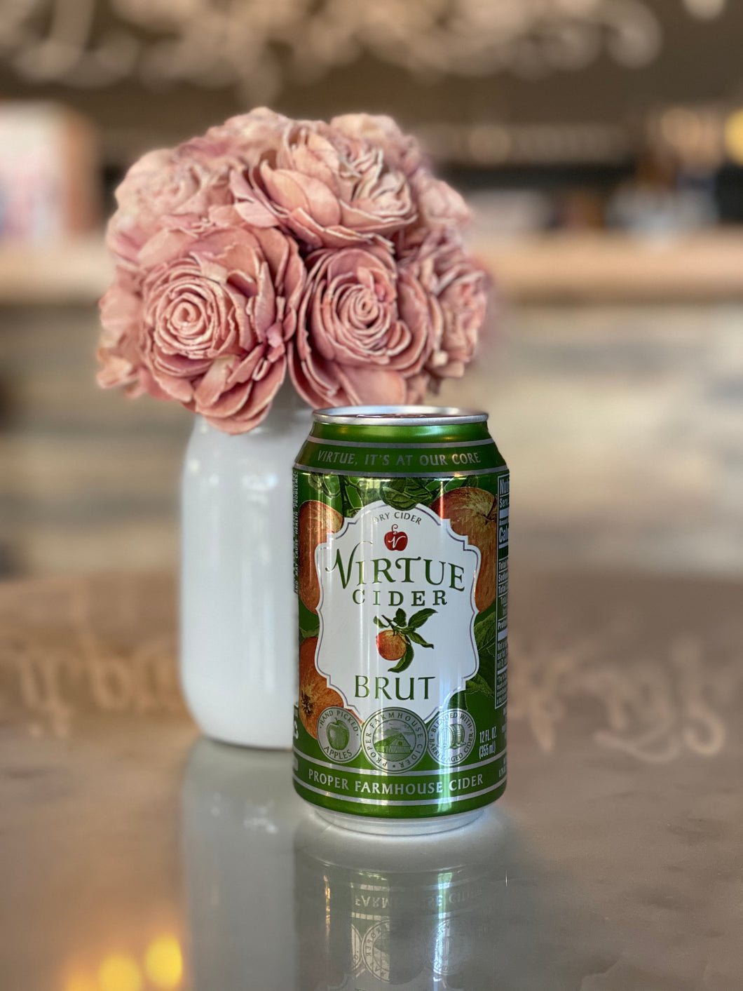 Virtue Cider Brut