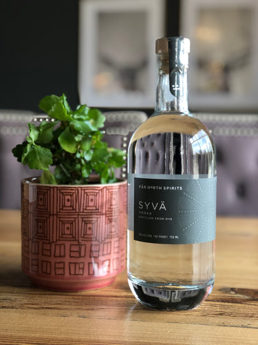 SYVA Far North Spirits Vodka