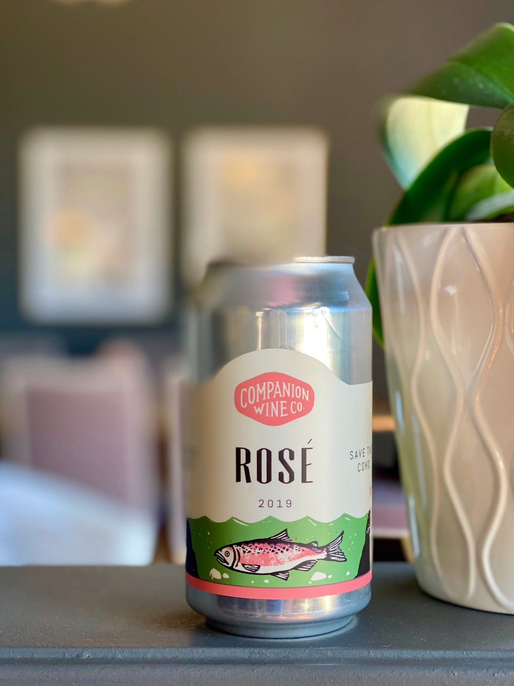 Companion Wine Co. Rosé by Ryan Stirm