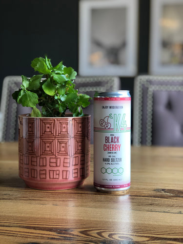 Karben4 K4 Hard Seltzer Black Cherry (12oz can)