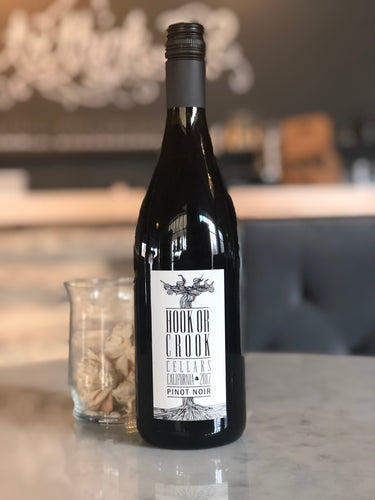 Hook or Crook Pinot Noir