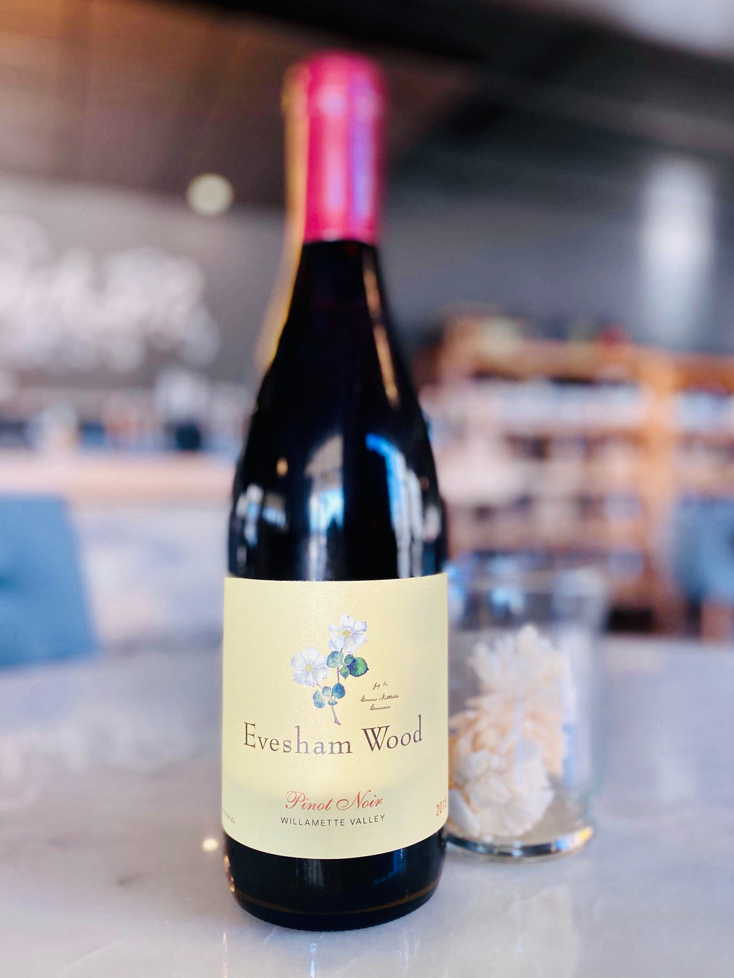 Evesham Wood Willamette Valley Pinot Noir, 2018