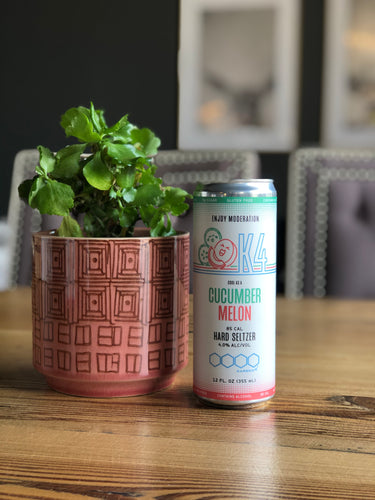 Karben4 K4 Hard Seltzer Cucumber Melon (12oz can)