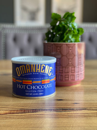 Omanhene Hot Chocolate Tin