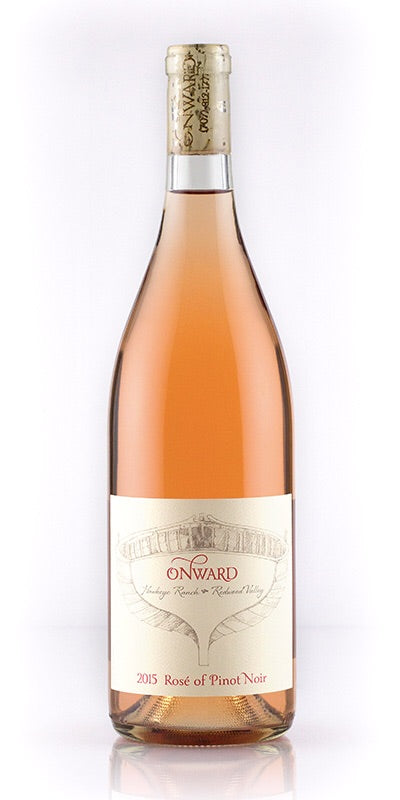 Onward 2016 Rosé of Pinot Noir
